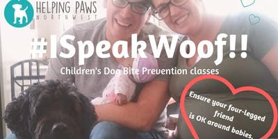 I Speak Woof!! Expecting Families & Families w/ Babies CLASS (St. Johns)