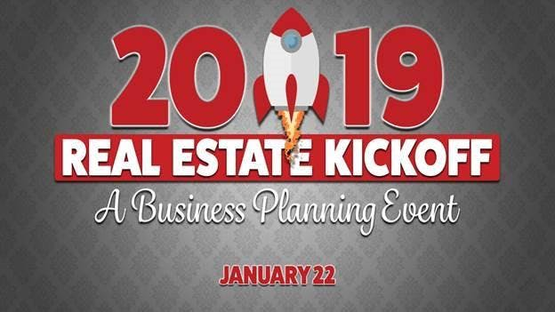 2019 Real Estate Kickoff - A Business Planning Experience