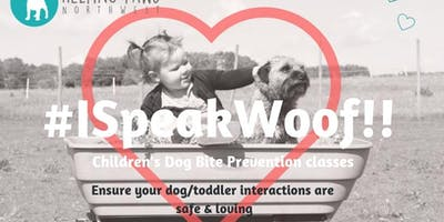 I Speak Woof!! Families w/ Toddlers CLASS (St. Johns)