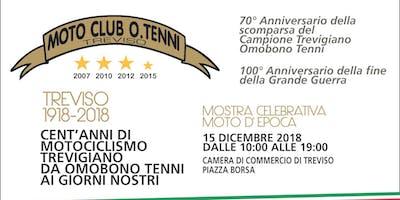 Mostra Celebrativa Moto d'epoca_Motoclub Omobono Tenni Treviso
