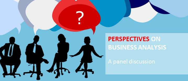 IIBA Edmonton - Perspectives on Business Anal