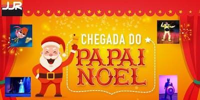 DESCONTO! A Chegada do Papai Noel no Teatro West Plaza