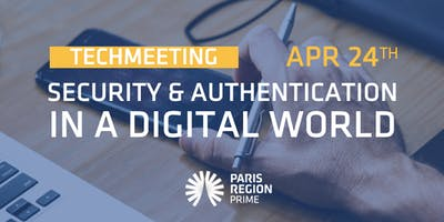 TechMeeting - Security and Authentication in a Digital World