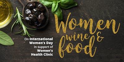 Women, Wine & Food for International Women\