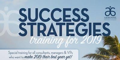 Success Strategies Training