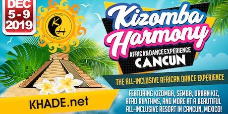 Kizomba Harmony African Dance Experience 2019 tickets