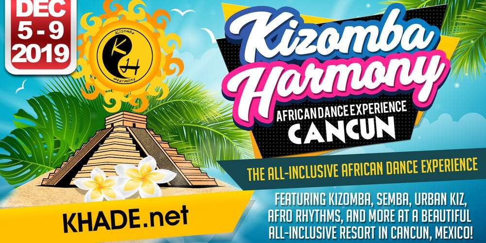 Kizomba Harmony African Dance Experience 2019 Tickets, Thu