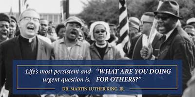 Dr. King Prayer Service