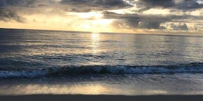 Aromatherapy on the Beach