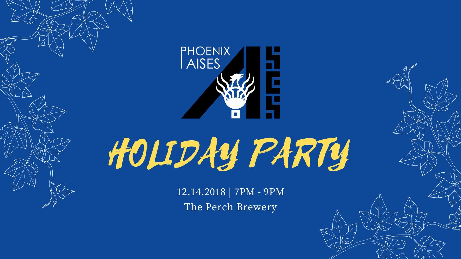2018 PHX AISES Holiday Party
