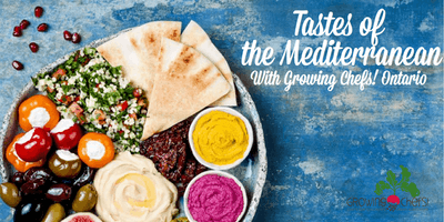 Adult Monthly Cooking Class - Tastes of the Mediterranean