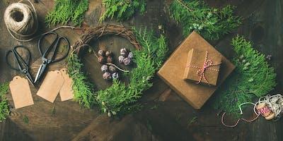 The Christmas Creatives - Wreath Workshop