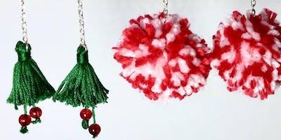 The Christmas Creatives - Jewellery Workshop