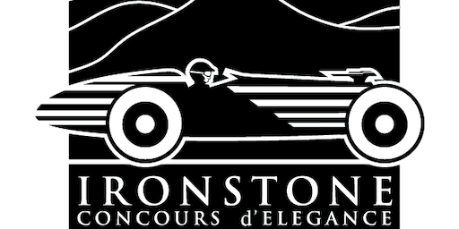 Ironstone Concours d'Elegance 2019