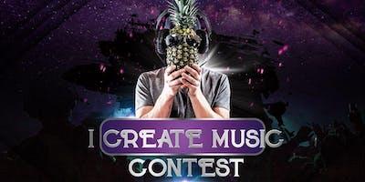 I CREATE MUSIC CONTEST