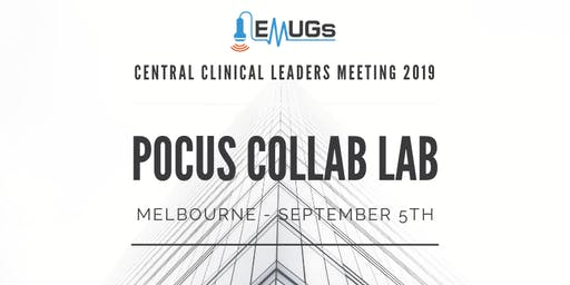 EMUGs Central Clinical Leaders Meeting and Dinner - Melbourne 2019