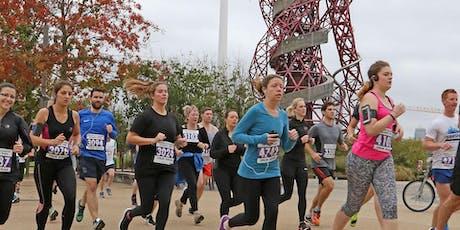 Queen Elizabeth Olympic Park - November 10K tickets