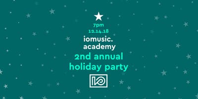 2ND ANNUAL HOLIDAY PARTY