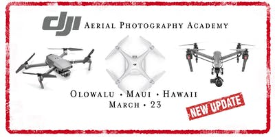 DJI Drone Photo Academy – Olowalu, Hawaii