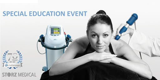 2019 Shockwave Therapy Course - Sydney