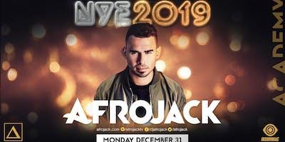 NYE ft. Afrojack