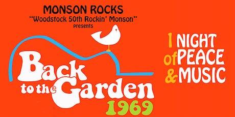 WoodStocks 50th Rockin' Monson tickets