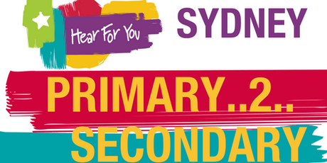 Hear For You NSW Primary2Secondary Session 2019 tickets