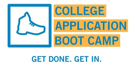 College Application Summer Boot Camp 2019 - Milwaukee tickets