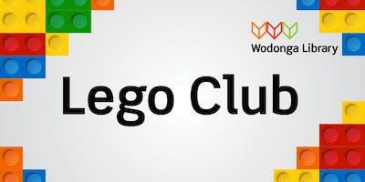LEGO Club - Term 1