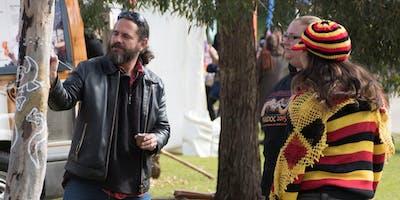Aboriginal Cultural Activity Ochre Painting Workshop