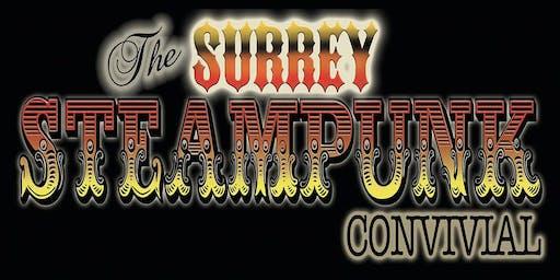 TRADERS MARKET at The Oct 2019 Surrey Steampunk Convivial