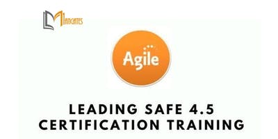 Leading SAFe 4.5 with SA Certification Training in Burlington, MA on Jan 17th-18th 2019