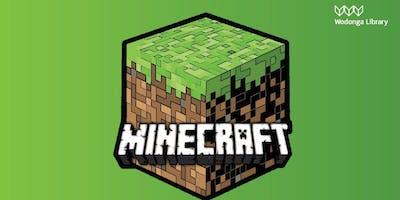 Minecraft - Term 1