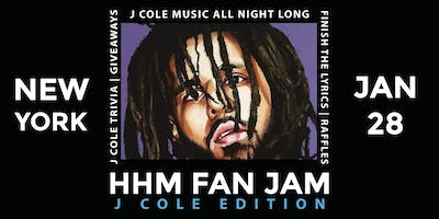 HHM Fan Jam NYC