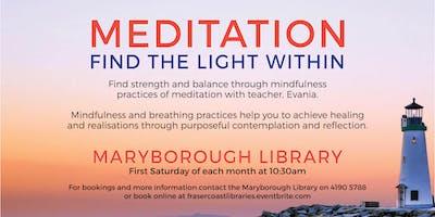 Meditation - Maryborough Library
