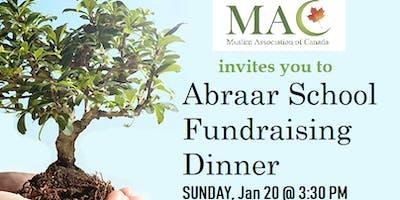 Abraar School Fundraising Dinner