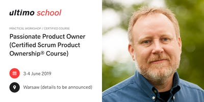Passionate Product Owner (Certified Scrum Product Ownership Course)