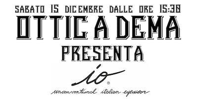 PRESENTAZIONE UFFICIALE DI TUTTA LA COLLEZIONE LIO' OCCHIALI