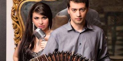 Tango Konzert Vanina Tagini und Gabriel Merlino