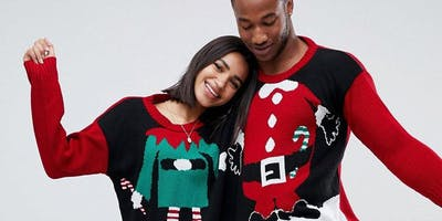 Ugly Sweater Party @ The Park | #ParkFridays