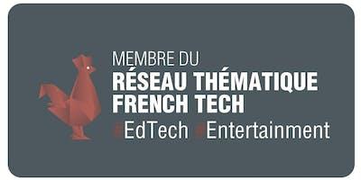 MeetUp Réseau Thématique EdTech AURA