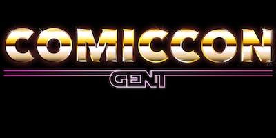 COMIC CON GENT (RETRO EDITION)