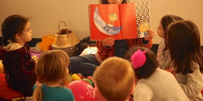 FREE  Storytelling - Will the Grinch steal Christm