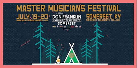 Master Musicians Festival 2019 presented by Don Franklin Somerset tickets