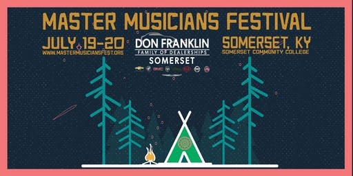 Master Musicians Festival 2019 presented by Don Franklin Somerset