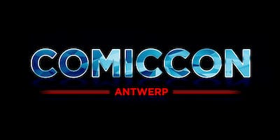 COMIC CON ANTWERP (GAMING EDITION)