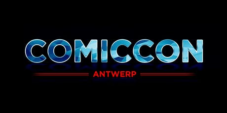 COMIC CON ANTWERP (GAMING EDITION) billets