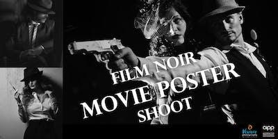 Film Noir Movie Poster Shoot (January 2019)