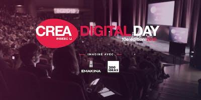 CREA Digital Day - 10ème édition