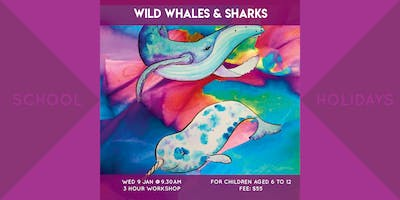 Wild Whales & Sharks